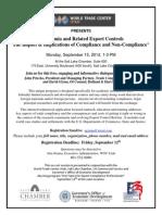 Salt Lake City Academia Program Flyer