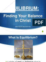 Equilibrum