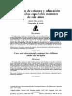 Dialnet-ContextosDeCrianzaYEducacionDeLosNinosEspanolesMen-48329