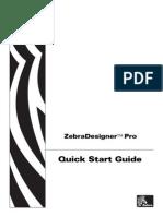 Zebra Designer Pro QS En