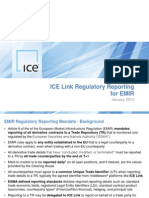 ICELink Regulatory Reporting EMIR