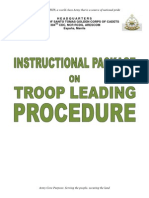 Troop Leading Procedure IP Final Word