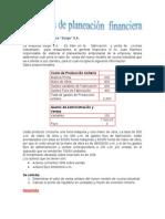 Ejercicios de Planeacion Financiera a 55