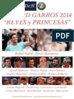 Tenis / Roland Garros 2014