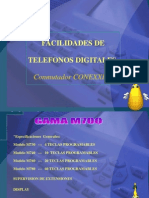 Instructivo Telefonos Matra