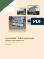 Bellefontaine Road Commercial Improvement Plan