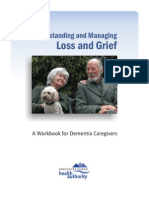 1. a Workbook for Dementia Caregivers