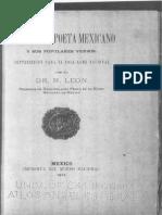 D.R. Nuevo Leon - El Negrito Poeta y Sus Populares Versos