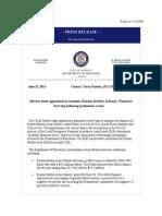 Review Team Appointed to Examine Benton Harbor Schools' Finances