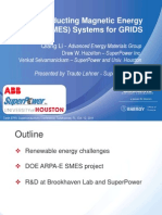 12 - Superconducting Magnetic Energy Storage System for GRIDS (Lehner for Li)