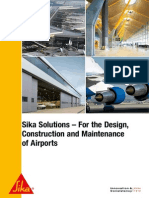 Construction and Maintenance of Airports