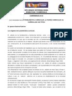 53308324 Los Origenes de La Problematica Curricular Conferencia 1