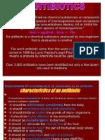 Med. Chemistry of Penicillins