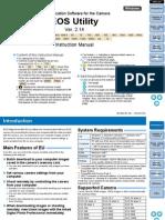 EOS Utility Win Instruction Manual En