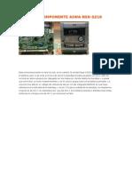 Modificacion Bandeja Minicomponente Aiwa Nsx