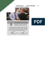 Informe Especial Stolbizer y Alfonsín en La Masonería
