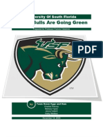 USF Where Bulls Are Going Green