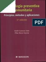 Odontología Preventiva y Comunitaria - Principios Métodos y Aplicaciones