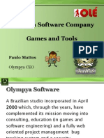 Olympya Games and Tools