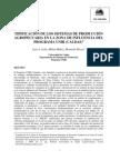 Tipificacion de Los Sistemas de Produccion Agorpecuario en La Zona de Influencia de Caldas
