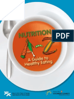 Nutrition a-Z_A Guide to Healthy Eating