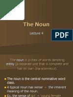 4 The Noun