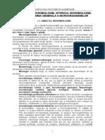 Microbiologia Produselor Alimentare
