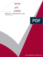 Excel 2003 Advanced Manual Eur
