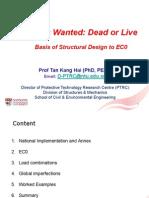 NTU Seminar Actions Wanted Deador Live Euro Code