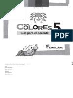 Paginas Guia Entre Colores 5