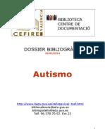 Bibliografía Autismo