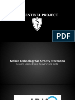 Mobile Technology for Atrocity Prevention- Lessons Learned From Kenya's Tana Delta