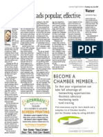 January 2013 Fairfield Business Monthly article