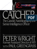 Spy Catcher - Peter Wright