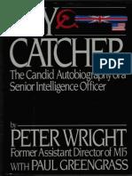 Spy Catcher - Peter Wright