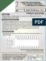CICAP Nota Tecnica 696