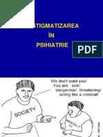 DESTIGMATIZAREA