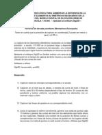 Propuesta Metodológica Para Aumentar La Eficiencia en La Captura de Los Elementos Altimétricos Necesarios en La Elaboración Del Modelo Digital de Elevación