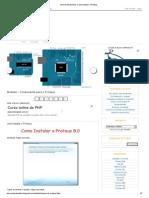 Microcontrolandos_ Como Instalar o Proteus8