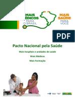 2013 08 21 Informe Mais Medicos