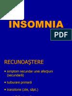 Psihiatrie Insomnia