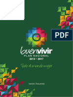 Buen Vivir Resumen Español