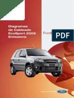 Diagramas de Cableado EcoSport 2009 Emissions