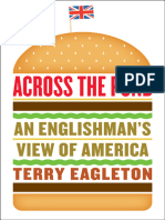 Across the Pond by Eagleton, Terry
