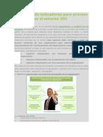 Definición de Indicadores Para Proceso Comercial en El Entorno ISO 9001