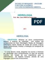 Aula 1 Hidrologia Introducao