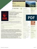 Strahlenfolter Stalking - Mind-Control - Vortrag Von Colin Ross – Teil I - Julius-hensel.com
