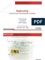 bughunting CORE LABS