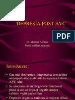 Depresia Post Avc