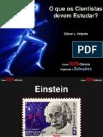 PDF - O Que Os Cientistas Devem Estudar
